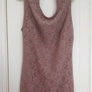 Petite Forever 21 Lace Dress